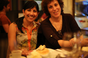 Professor Cheryl Dissanayake and Professor Nurit Yirmiya