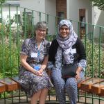 Professor Anne Le Couteur and Dr Nusrat Ahmed