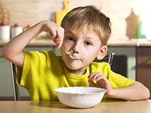 Gluten- and casein-free diet makes a meal of autism ...