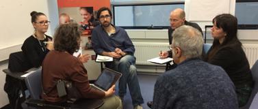 Workshopping ideas